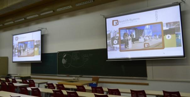 Vivitek Universidad Deporte Valencia