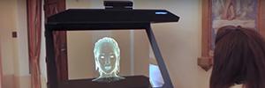 Vntana y Satisfi Labs desarrollan un holograma de asistente virtual inteligente
