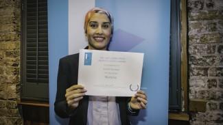 Zarah Hussain Numina Christie Barbican Centre
