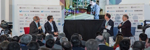 La 4K Summit consolida su tercera edición con el respaldo internacional de 300 profesionales y 90 empresas