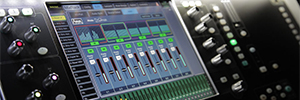 Allen & Heath publishes a major upgrade of the firmware to dLive
