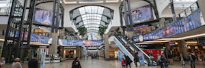Daktronics AV wins his second consecutive award for a spectacular installation in retail Led