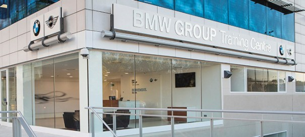 Charmex salas formacion BMW