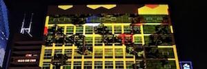 Christie y Avollusion iluminan edificios icónicos en el primer Festival Lumieres de Hong Kong