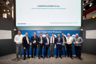 Crestron integration awards 2017 ganadores