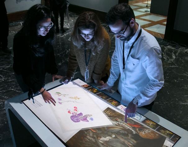 Bilbao Fine Arts Museum DigaliX