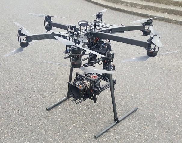 Drone xFold-UAV