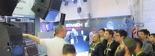 Equaphon presenta en Caper 2017 las nuevas tecnologías de audio de Powersoft