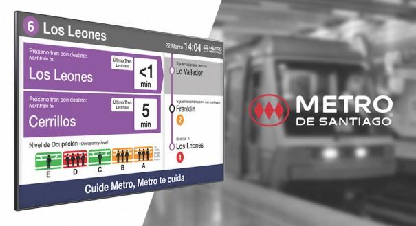 Icon Multimedia Sice Metro Santiago de Chile