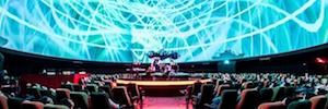El Planetario de Bogotá acogerá el primer Festival Full Dome de Latinoamérica