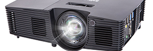 InFocus IN110: proyectores de alto brillo para el aula y entornos de colaboración