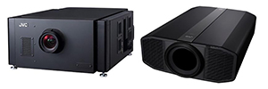 JVC DLA VS4010 y VS4700: proyectores 4K para aplicaciones de simulación