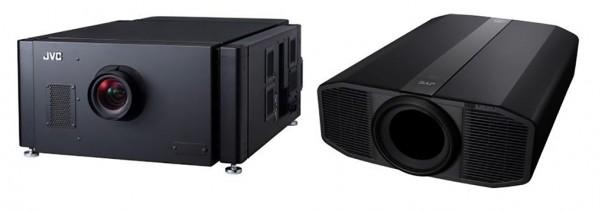 JVC DLA-VS4010 y DLA-VS4700