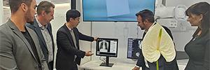 LG presenta en Düsseldorf sus últimos equipos de visualización para imagen médica
