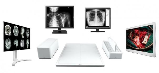 LG linea monitores medicos