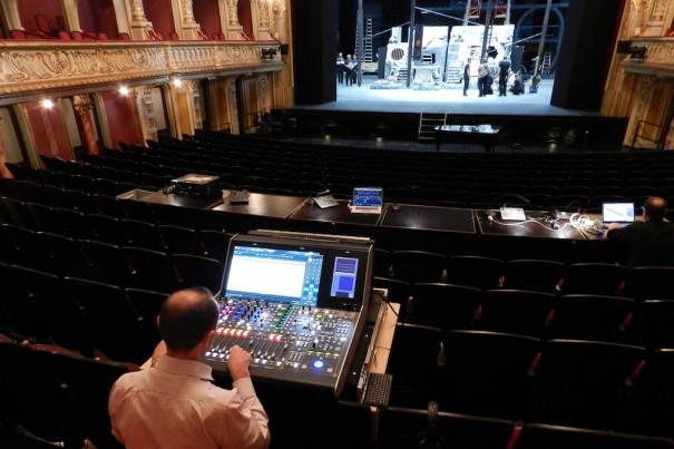 Lawo en opera de Zurich
