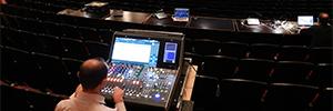 La Ópera de Zúrich se moderniza con las consolas de audio IP de Lawo