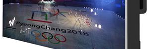 Los Juegos Olímpicos de PyeongChang 2018 contarán con videowalls Led de Leyard