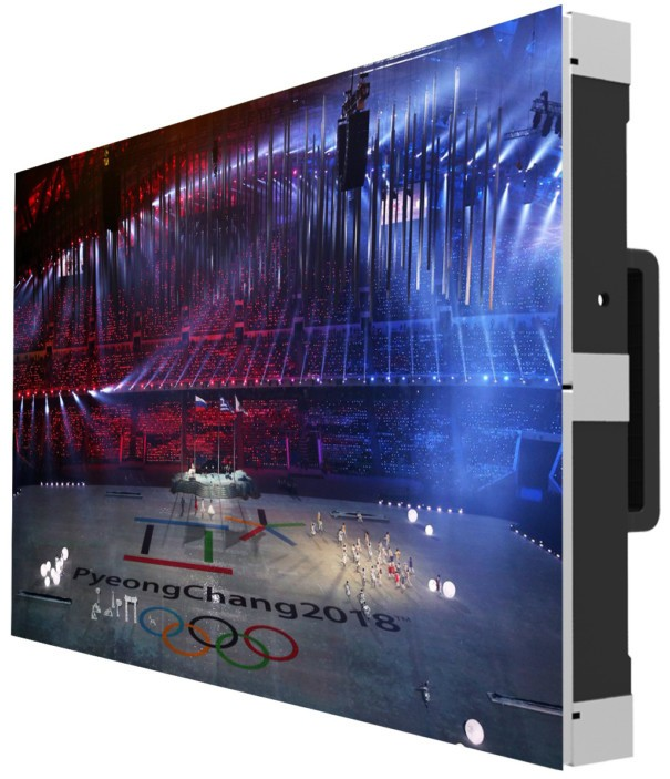 Leyard TWS Juegos Olimpicos PyeongChang 2018