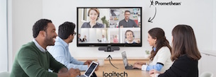 Maverick AV Solutions fosters interactive meetings with Promethean and Logitech