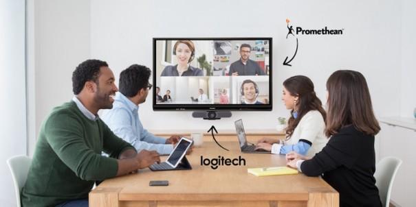 Maverick AV Solutions Promethean Logitech