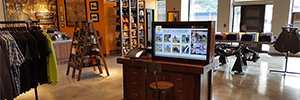 Omnivex Moxie helps Carhartt implement digital signage infrastructure