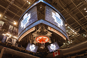 Panasonic Air canada centre