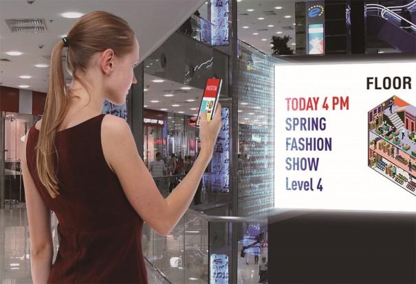 Panasonic tecnologia LinkRay