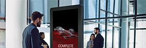El kiosco interactivo de Peerless-AV con tecnología BrightSign ya está disponible en Europa