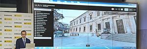 Samsung MAN Virtual ayuda a difundir el patrimonio cultural del Museo Arqueológico Nacional
