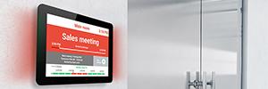 Telelogos Meeting4Display: solución de gestión y reserva de salas