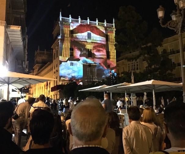 VideomappingPro Christie Generalitat Valenciana