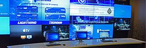 Los sistemas iMAGsystems Lightning toman el control en el nuevo centro del Gobierno de Tailandia