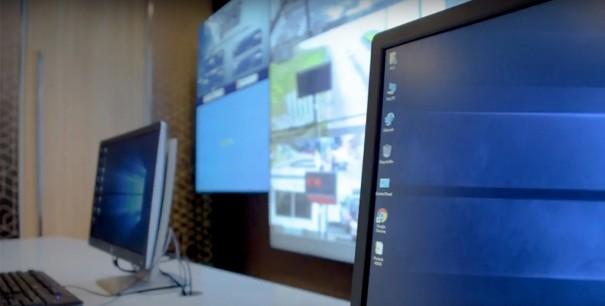 iMAGsystems videowall Bangkok