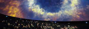 Cité des Sciences et de l'Industrie in Paris chooses the PSE Sony 4K technology for planetary