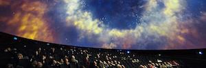 Cité des Sciences et de l'Industrie de París elige la tecnología 4K de Sony PSE para su planetario