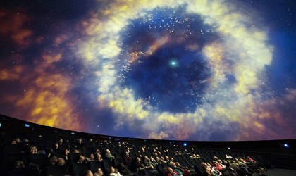 sony planetario Cite des Sciences paris