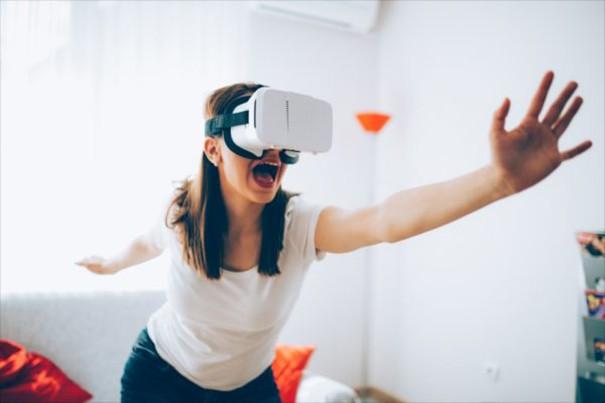 Amimon VR inalambrica