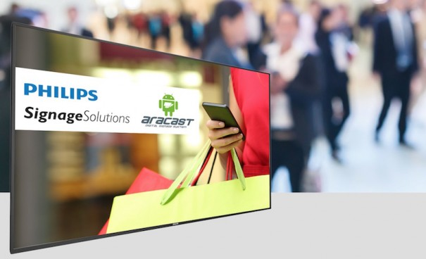Aracast para Android Philips