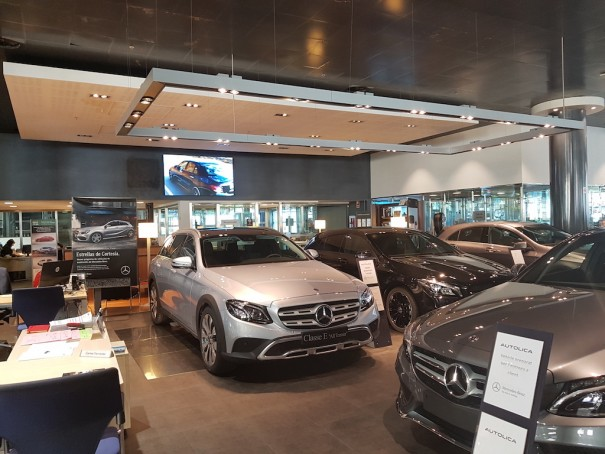 Caverin-Econocom Quadis Mercedes Benz