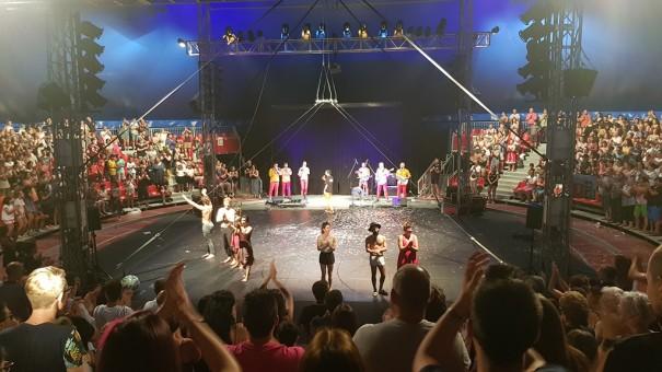 Festival Deltebre Dansa utiliza Vivitek DU7090Z