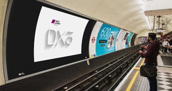 Hello London DX3 NEC