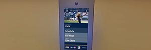 La Universidad de Florida utiliza kioscos interactivos para optimizar la comunicación con los estudiantes