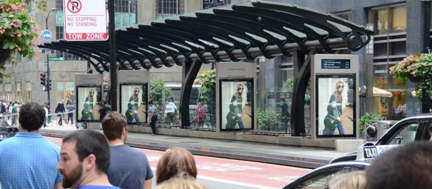 JCDecaux Chicago