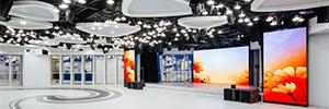 El Mercury Space Moscow se convierte en el primer club que instala un sistema L-ISA