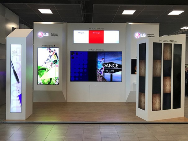 LG montaje b-tech
