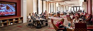 La Universidad de Indiana renueva su sistema de conferencia con Matrox Monarch LCS y Kaltura