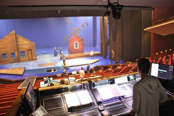 Meyer Sound Helsinki City Theatre
