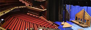 Meyer Sound proporciona al Helsinki City Theatre una experiencia de audio totalmente inmersiva