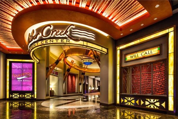 Nanolumens Four Winds Casino